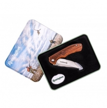 Remington Special Edition Knife & Tin Set