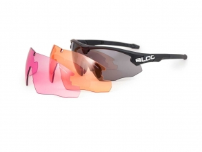 BLOC Shooting Glasses - Multi Lens