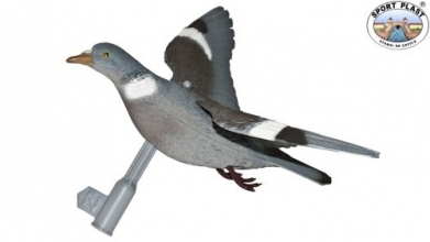 Flying Pigeon Set of 2 by Sport Plast
