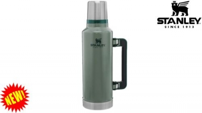 Classic Vacuum Bottle by Stanley