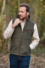 Sherwood Forest Tatton Gilet