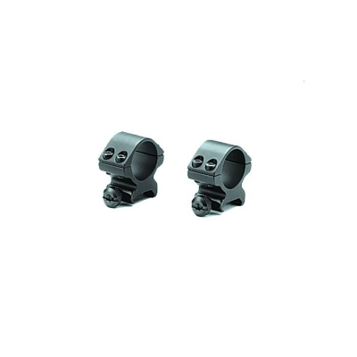 Sportsmatch 2 Piece 2 Screw 1 Inch Medium Picatinny