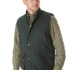 Sherwood Forest Traditional Wax Gilet image 1