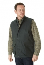 Sherwood Forest Traditional Wax Gilet