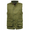 Derby Tweed Bodywarmer - Dark Tweed image 1