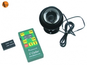 Ucaller Xtreme and Speaker with 2 cards