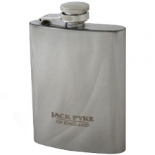Jack Pyke Stainless Steel Hip Flask