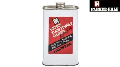 Youngs Black Powder Cleaner